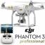 DJI Phantom 3 Professional 4 K thumbnail 1