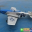 P51D Mustang Brushless moter VOLANTEX RC thumbnail 12