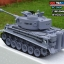 German Tiger Scale 1:18 ยิงกระสุน รถถังบังคับ thumbnail 8