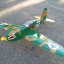 เครื่องบินบังคับวิทยุ P40 thumbnail 1