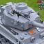 German Tiger Scale 1:18 ยิงกระสุน รถถังบังคับ thumbnail 7