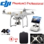 DJI Phantom 3 4K (FULL HD) camera+กระเป๋า thumbnail 1
