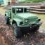 รถGMC U.S ARMY 4x4 รถทหารอเมริกัน - HENG LONG 3853A 1:16 thumbnail 20