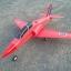 tw-750 Red arrows เครื่องบินไอพ่นพลังสูง thumbnail 2
