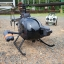 FX070 ฺBig Copter /HUGHES 500 U.S ARMY thumbnail 3