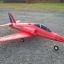 tw-750 Red arrows เครื่องบินไอพ่นพลังสูง thumbnail 1