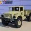รถGMC U.S ARMY 4x4 รถทหารอเมริกัน - HENG LONG 3853A 1:16 thumbnail 12