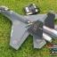 SU-35 Fighter jet 735mm Kit เครื่องบินบังคับความเร็วสูง thumbnail 13