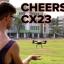 CHEERSON CX-23 GPS Drone New Version20128 +ระบบบินรอบตัว+บินกลับเมื่อแบ็ตอ่อน thumbnail 15