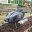 FX070 ฺBig Copter /HUGHES 500 U.S ARMY thumbnail 9
