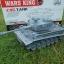 รถถังบังคับ German Tiger Scale 1/18+ควัน+ยิงกระสุน รถถังบังคับ thumbnail 9