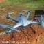 SkyHunter LS-128 FPV โดรนบังคับดูภาพจากหน้าจอรีโมท thumbnail 1