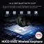 HOCO ES10 Wireless Earphone - หูฟังไร้สายพร้อมไมค์ ส่งสัญญาณผ่านบลูทูธ thumbnail 9
