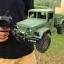 รถGMC U.S ARMY 4x4 รถทหารอเมริกัน - HENG LONG 3853A 1:16 thumbnail 19