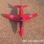 tw-750 Red arrows เครื่องบินไอพ่นพลังสูง thumbnail 6