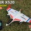 XK-X520 FIGHTER -6ch 3D RC Plane/ ฺBrushless moter thumbnail 2