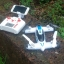 Syma X9W /fpv Car HD camera /รถบังคับบินได้ ติดกล้อง thumbnail 5