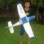 ตัวลำ CESSNA 182 ปีก 1.3 เมตร thumbnail 4