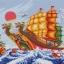 สำเภาจีนมหามงคล(ซิน ซิน เซี่ยงหยง)เจริญเฟื่องฟูยิ่งใหญ่เกรียงไกร thumbnail 1