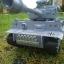 รถถังบังคับ German Tiger Scale 1/18+ควัน+ยิงกระสุน รถถังบังคับ thumbnail 6
