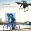 X21 GPS Drone Wifi + 8.0MP camera+ Brushless Motor +บินกลับเมือแบ็ตอ่อน thumbnail 11