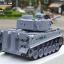 German Tiger Scale 1:18 ยิงกระสุน รถถังบังคับ thumbnail 5