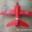 tw-750 Red arrows เครื่องบินไอพ่นพลังสูง thumbnail 8