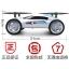 Syma X9W /fpv Car HD camera /รถบังคับบินได้ ติดกล้อง thumbnail 10