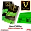 Huawei P10 Plus - ฟิล์มกระจกกันรอย วีซ่า Tempered Glass Protector thumbnail 1