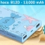 HOCO B12D - OCEAN Power Bank 13,000 mAh - แบตสำรอง HOCO รุ่น B12D OCEAN ลายการ์ตูน ความจุ 13,000 มิลลิแอมป์ thumbnail 3