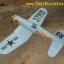 F4U Corsair เครื่องบินบังคับ thumbnail 2