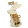 Let's be friends. (Long) Rabbit