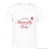 เสื้อยืด SNSD Butterfly Kiss