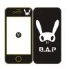 เคสไอโฟน 4/4s B.A.P (สีดำ)