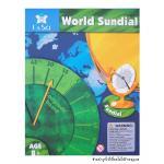 ชุดทดลองวิทยาศาสตร์ ประดิษฐ์นาฬิกาแดด Sundial