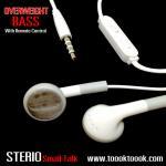 หูฟัง Small Talk ยี่ห้อ Liver (สีขาว)