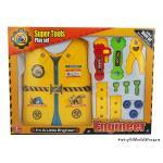 Super Engineer Tools Playset อุปกรณ์ช่าง พร้อมเสื้อ