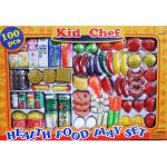 ชุดอาหารเซทใหญ่ (100ชิ้น)