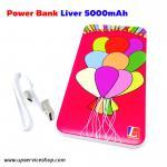 Power Bank Balloon (ลายลูกโป่ง)