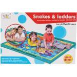 เกมบันไดงู Snakes & Ladders PlayMat