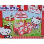 แป้งโดว์ Hello Kitty ชุดร้านขายไอศครีม