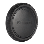 ฝาปิดบอดี้ Body Cap for Fuji X-Mount Camera