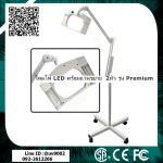 โคมไฟ LED 2หัว พร้อมแว่นขยาย รุ่น Premium