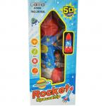 5D Light Rocket Spaceship