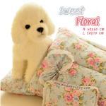 ที่นอนสุนัข Sweet Floral ไซส์ M