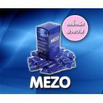 MEZO - เมโซ ลดน้ำหนักกระชับสัดส่วน ผิวพรรณสดใส { 1กล่องได้ถึง 2เท่า } 1 กล่อง บรรจุ 30 แคปซูล