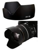Canon Lens Hood เทียบเท่า EW-73B for EF-S 18-135mm f/3.5-5.6 IS STM, EF-S 17-85mm f/4-5.6 IS USM