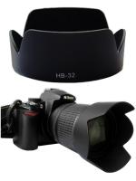 Nikon Lens Hood HB-32 for Nikkor 18-70 18-105 18-135 18-140