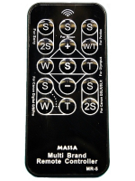5 in 1 Wireless Remote for Canon Nikon Sony Olympus Pentax