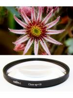 Filter Close-up +10 ช่วยแปลงเลนส์ให้ถ่ายมาโครได้ หลายขนาด